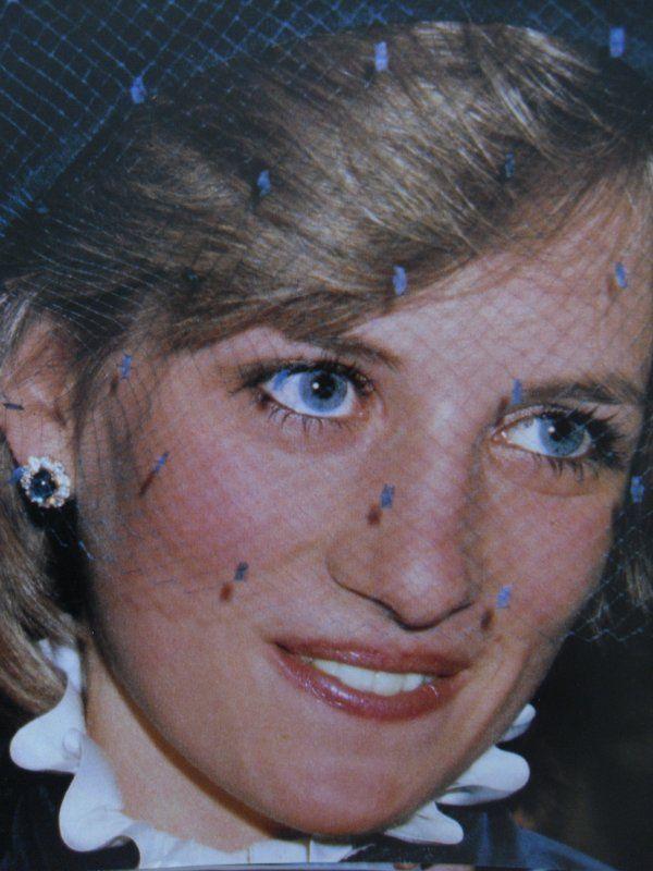 Princess Diana au the NEC, Birmingham - Février 1983