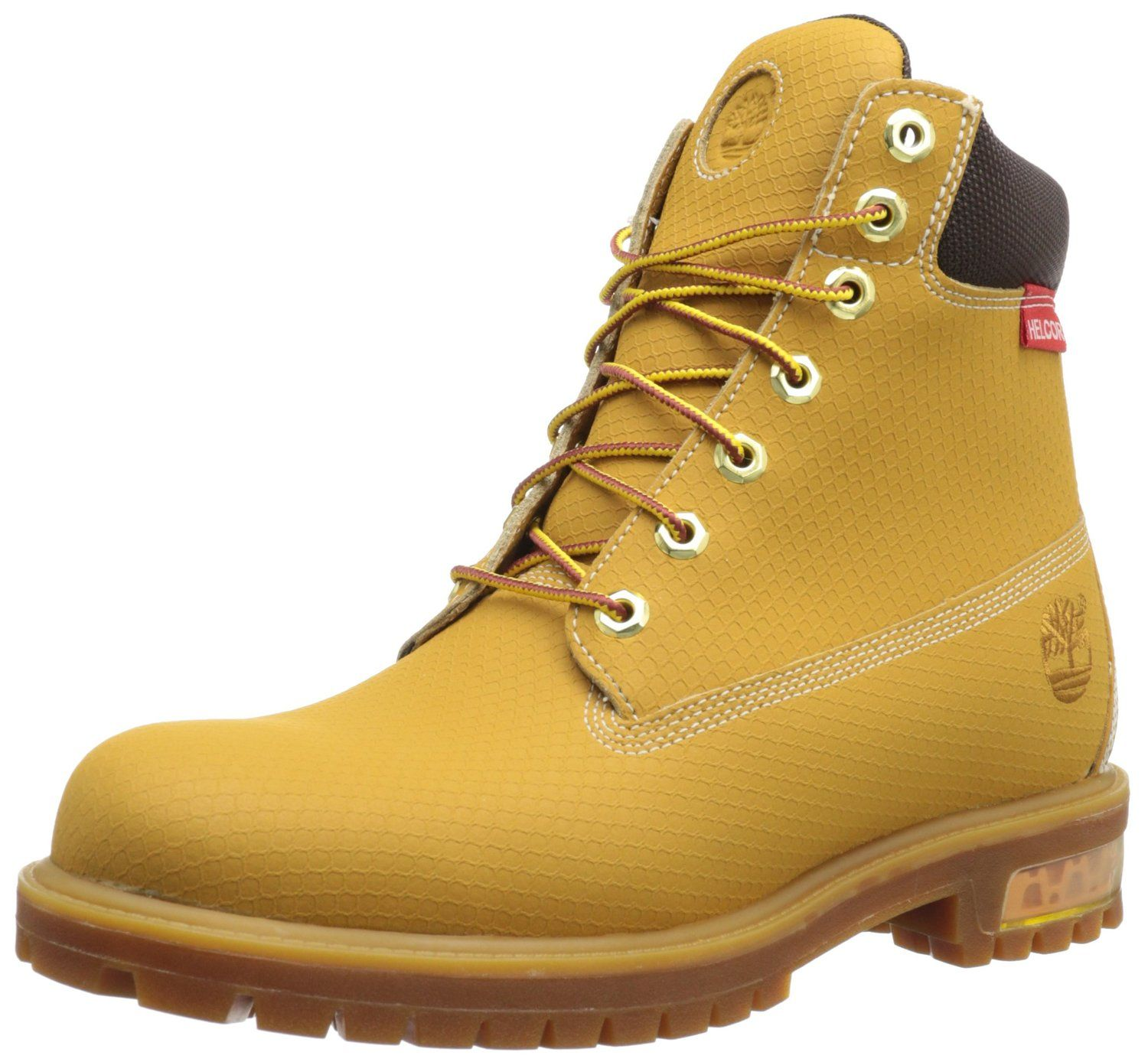 Timberland Men's 6' Premium Helcor Boot >>> Can't believe it's available