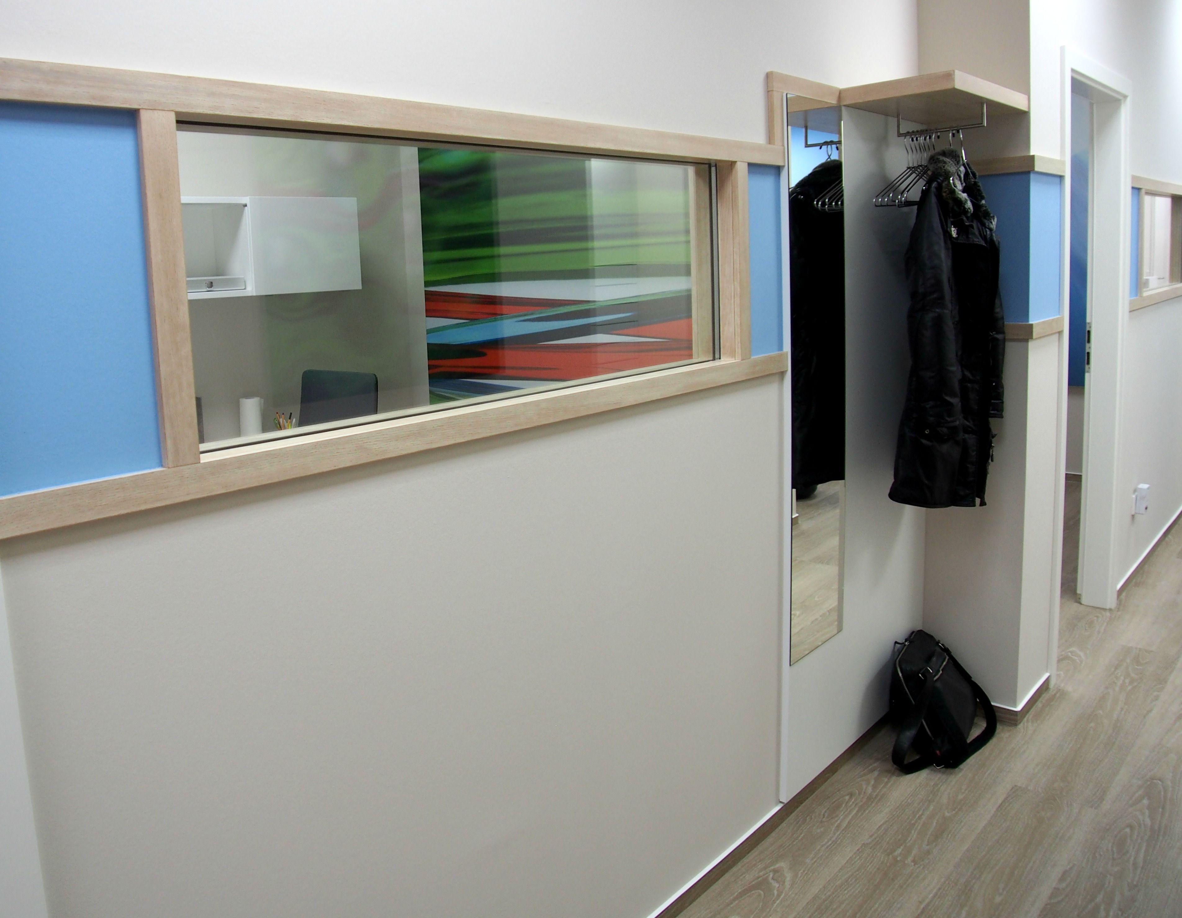neugestaltung eines hörakustiker ladens in offenbach durch, Innenarchitektur ideen