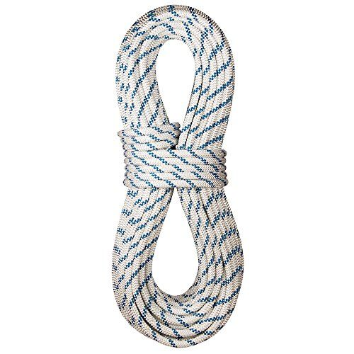 Bluewater Ropes 11mm Dgr Nfpa Static Rope Whiteblue 200 Check Out This Great Product This Is An Amazon Affiliate Links Static Rope Nfpa Rope Cord