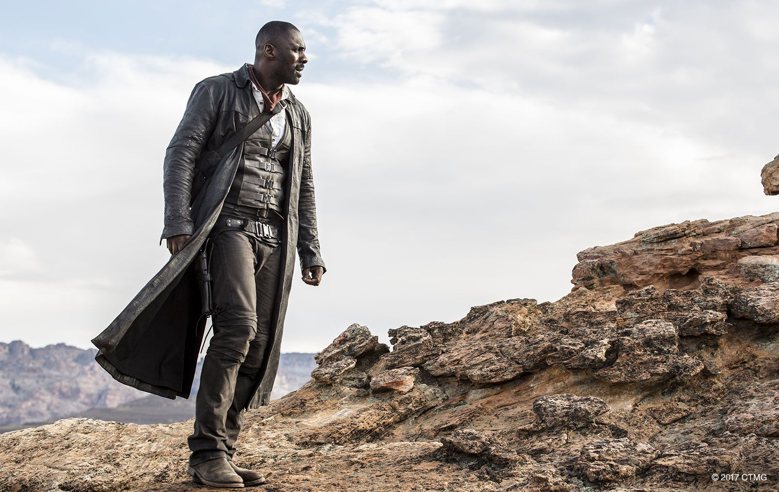 Stephen King's The Dark Tower, the ambitious story from