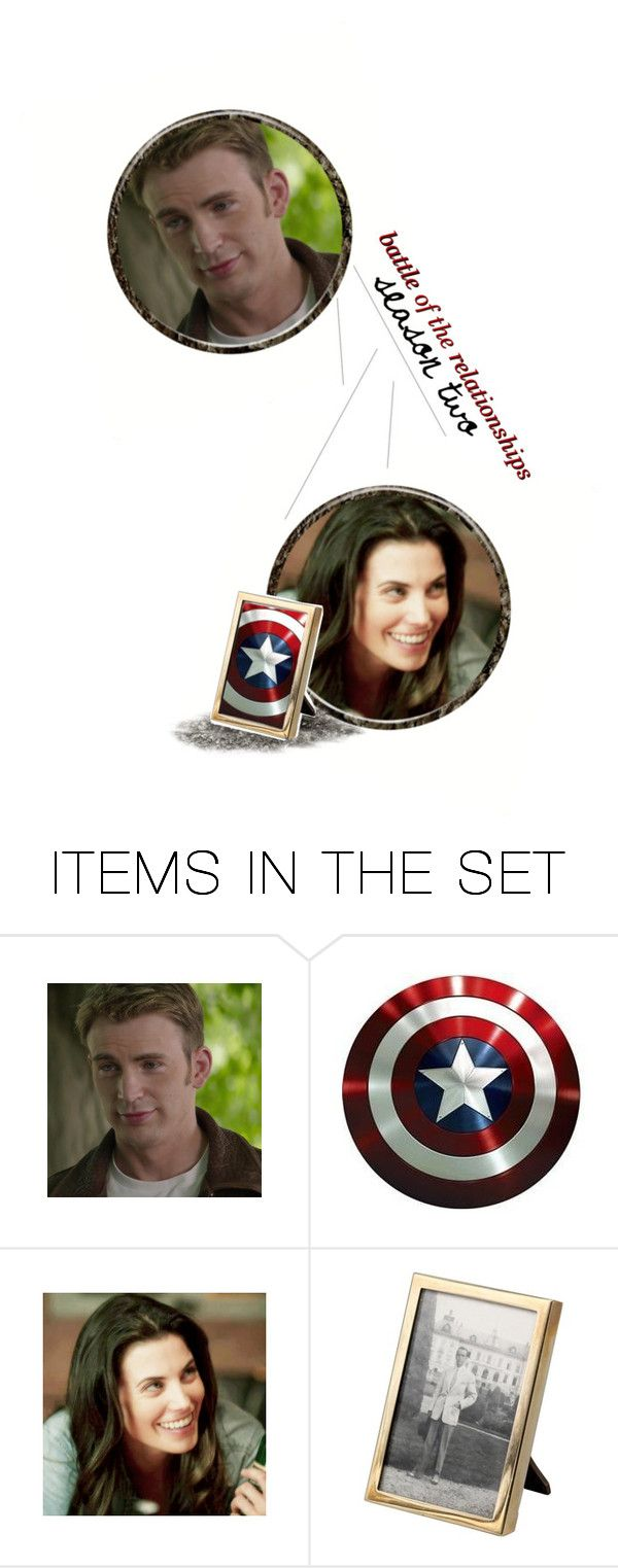 """""""Battle of the Relationships Audition"""" by capfan2014 on Polyvore featuring art"""