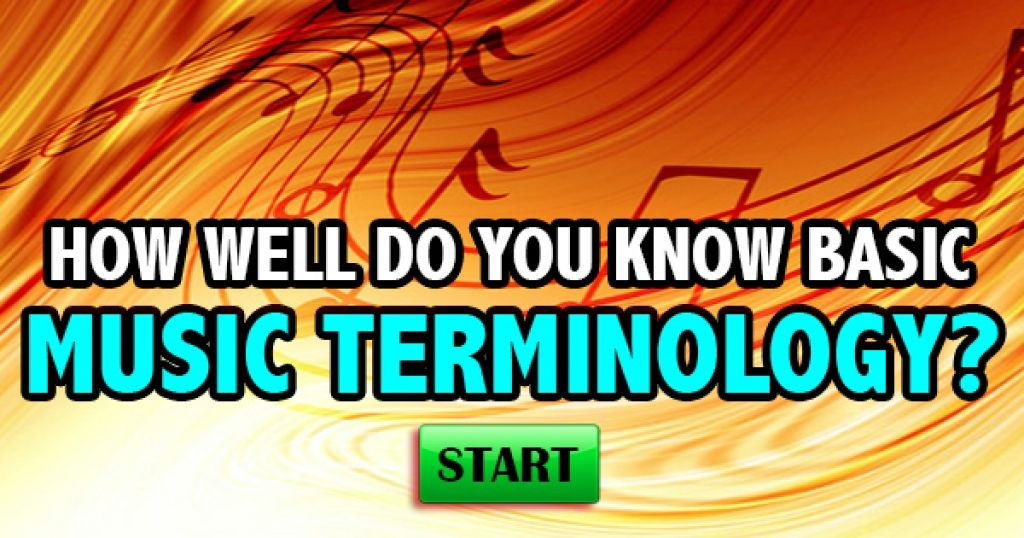 Can you answer these basic questions about music ...