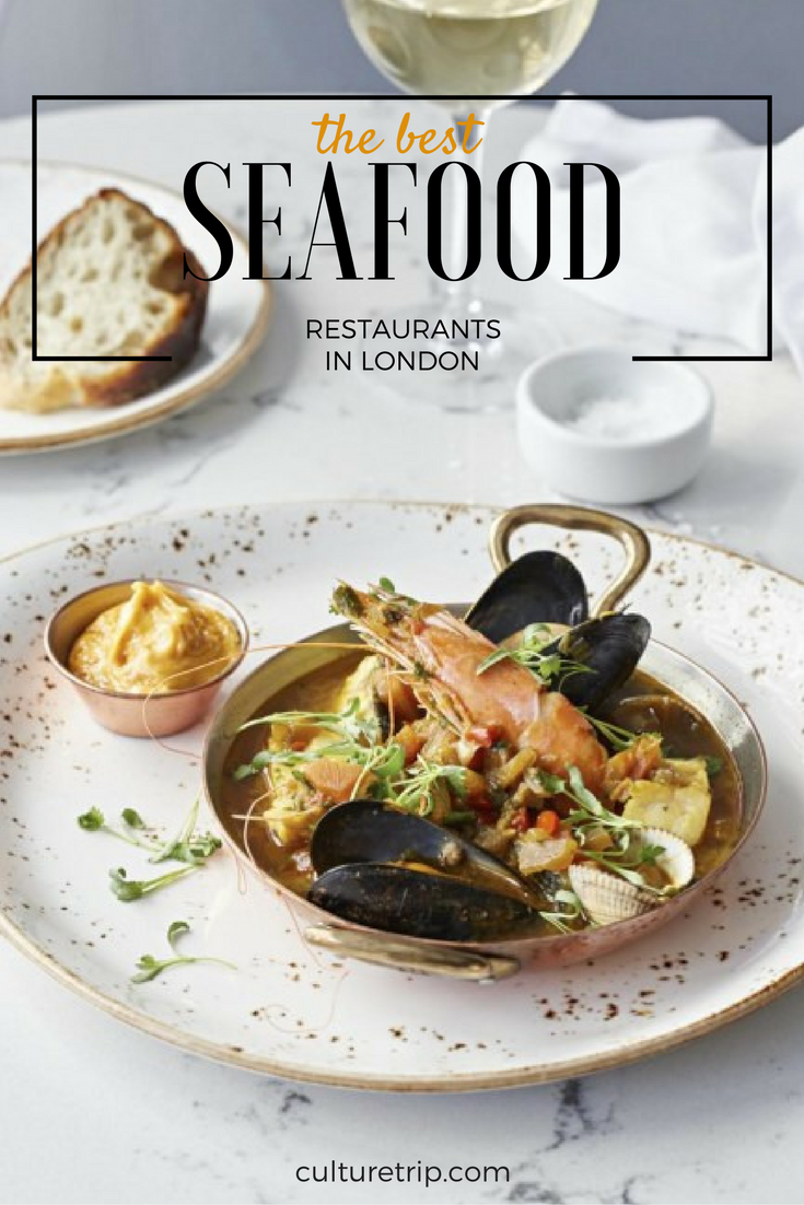 The Best Seafood Restaurants In London