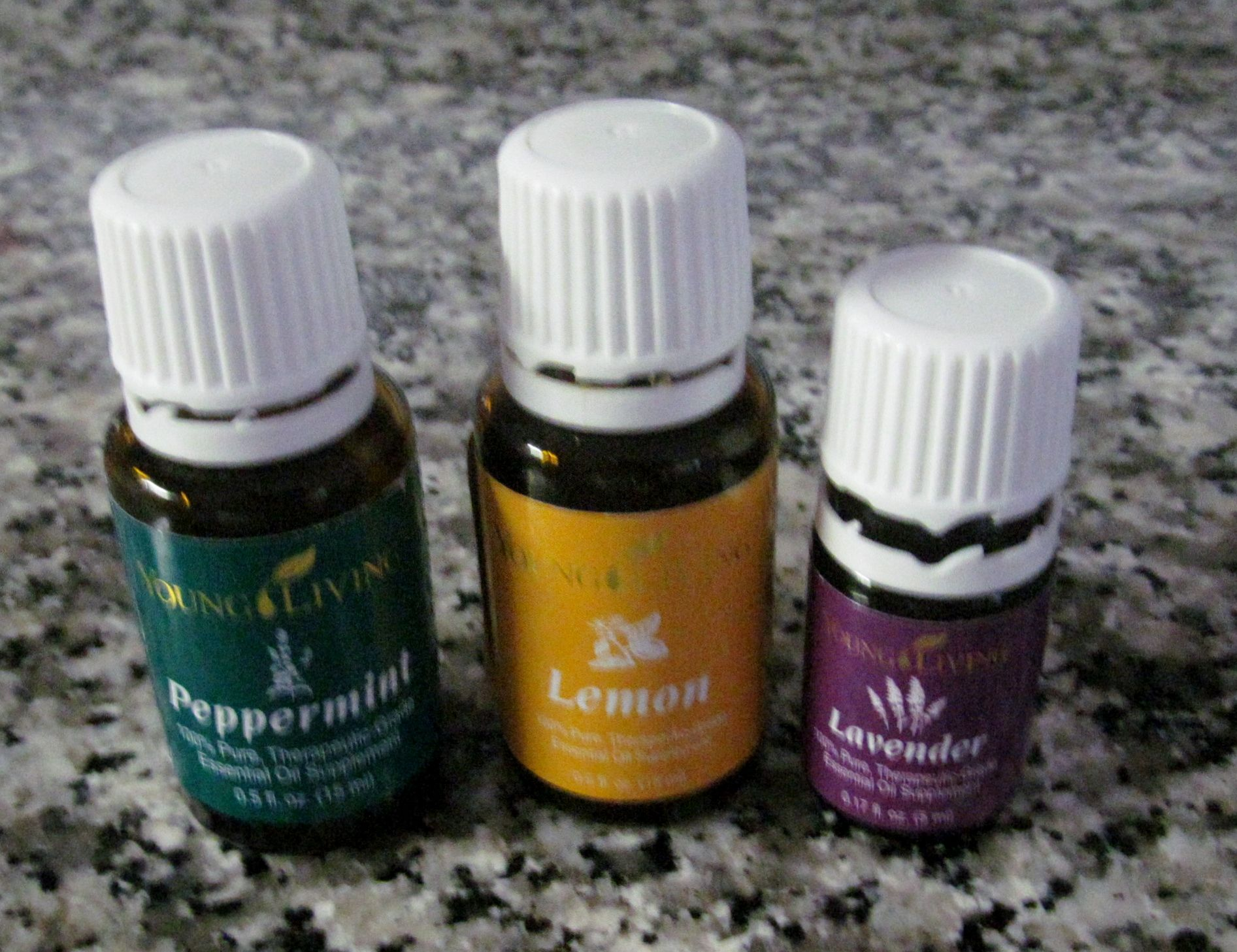 Allergy trio, diffuse one time daily Young living