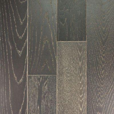 """Mullican Castillian 1/2"""" Engineered or Solid Hardwood Flooring - Grey/Driftwood.  Beautiful!"""