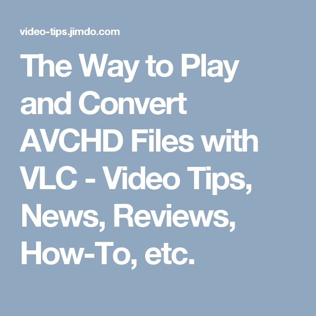 Avchd Vs Mp4 Which One Is Better
