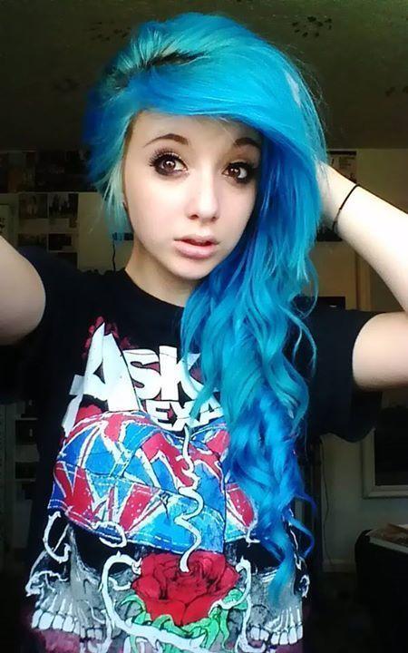 don't dye hair