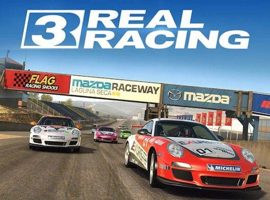 Real Racing 3 Video Real Racing Racing Car Games