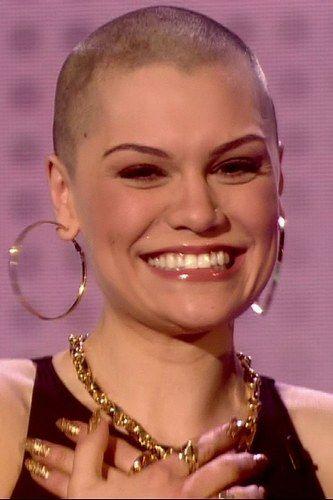 Jessie J hair | Jessie j, Shave her head, Hair