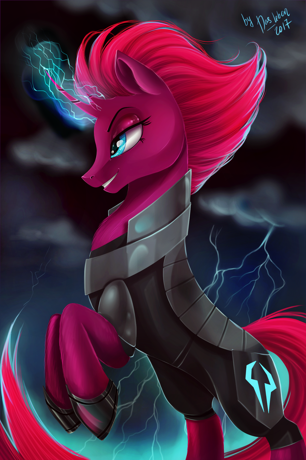 Tempest Shadow By Das Leben My Little Pony Friendship Is Magic