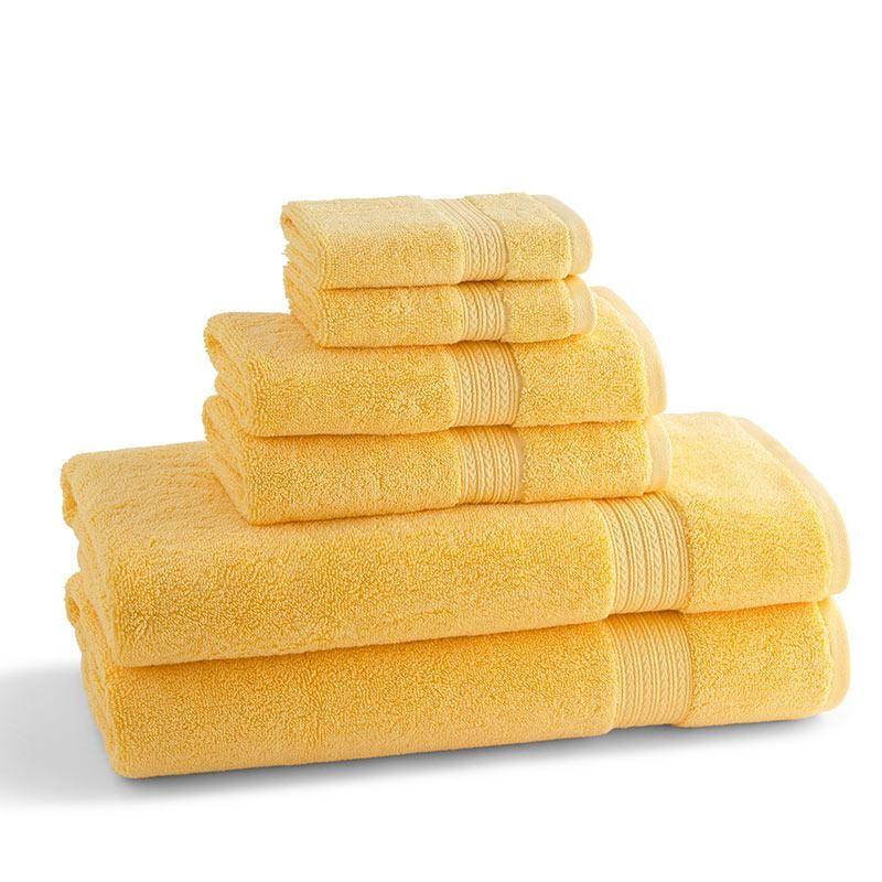 Photo of Premium 100% Ring Spun Cotton Towels – Pineapple / Wash Cloth – 13 x 13