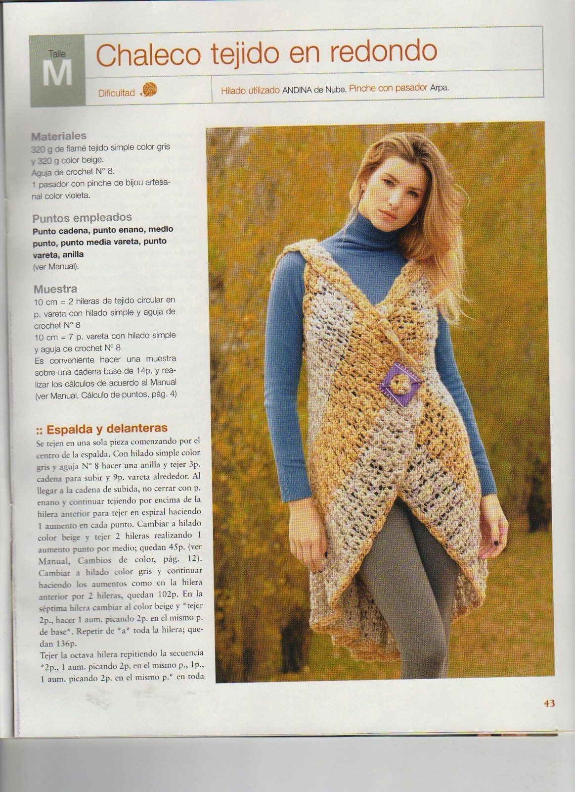 Moderno Los Patrones De Crochet De Serbal Imágenes - Manta de Tejer ...