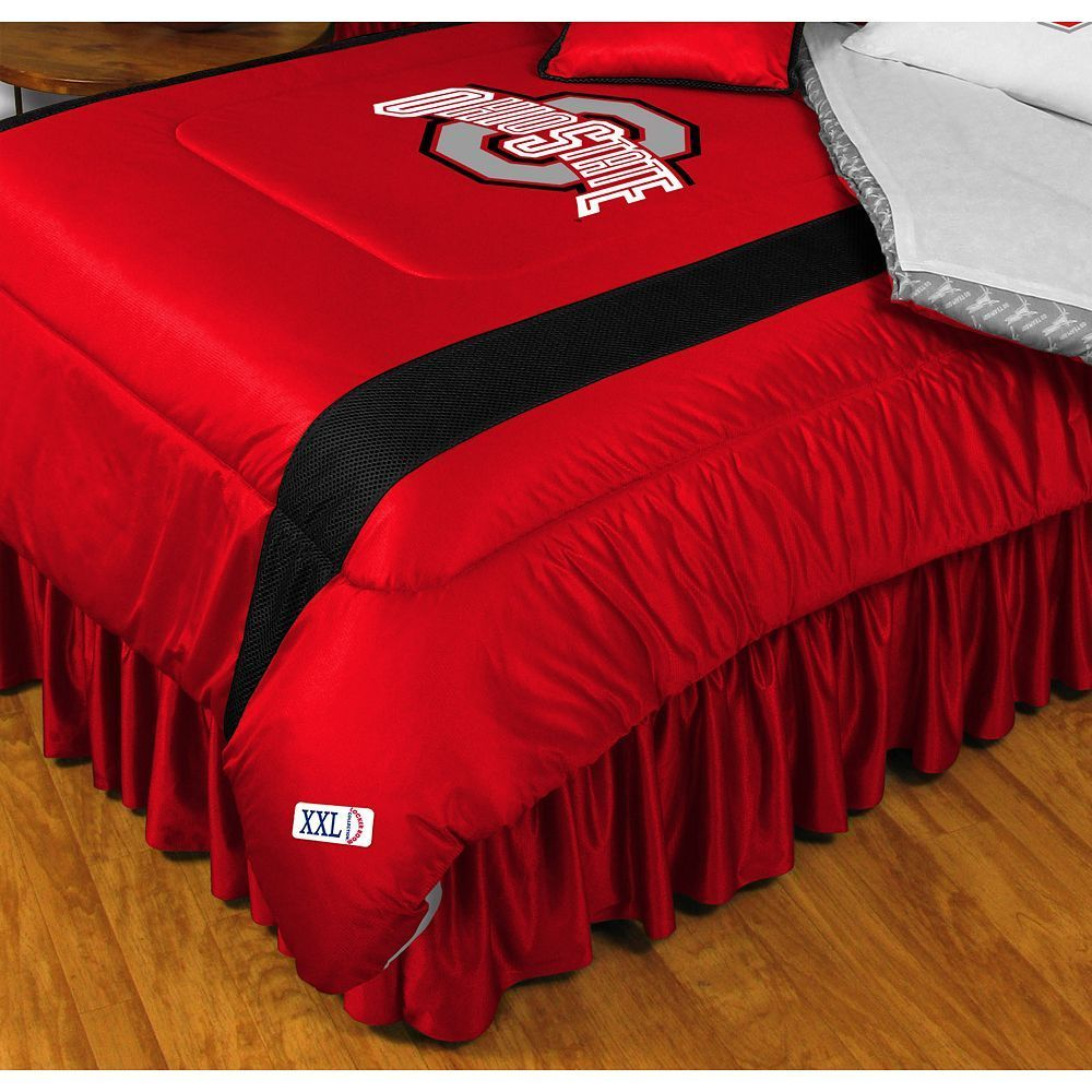Ohio State Buckeyes Comforter Full/Queen