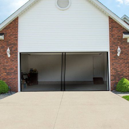 Home Improvement Garage Screen Door Garage Door Design Garage Doors