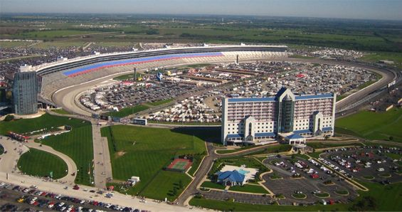 Texas Motor Speedway, outside Fort Worth
