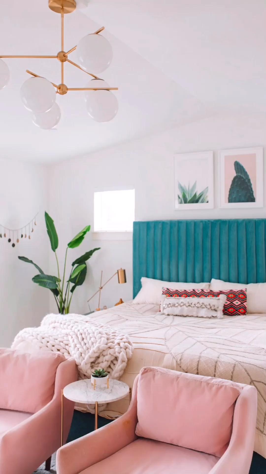 Modern Boho Bedroom Ideas