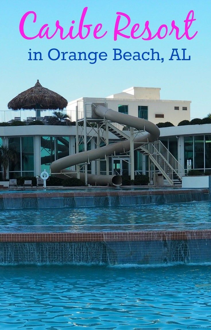 Caribe Resort Vacation Als In Orange Beach Alcaribe Al
