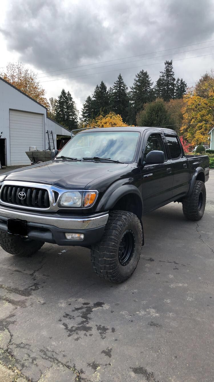 2002 Toyota Tacoma 3in lift with 33s | Trucks | 2002 toyota