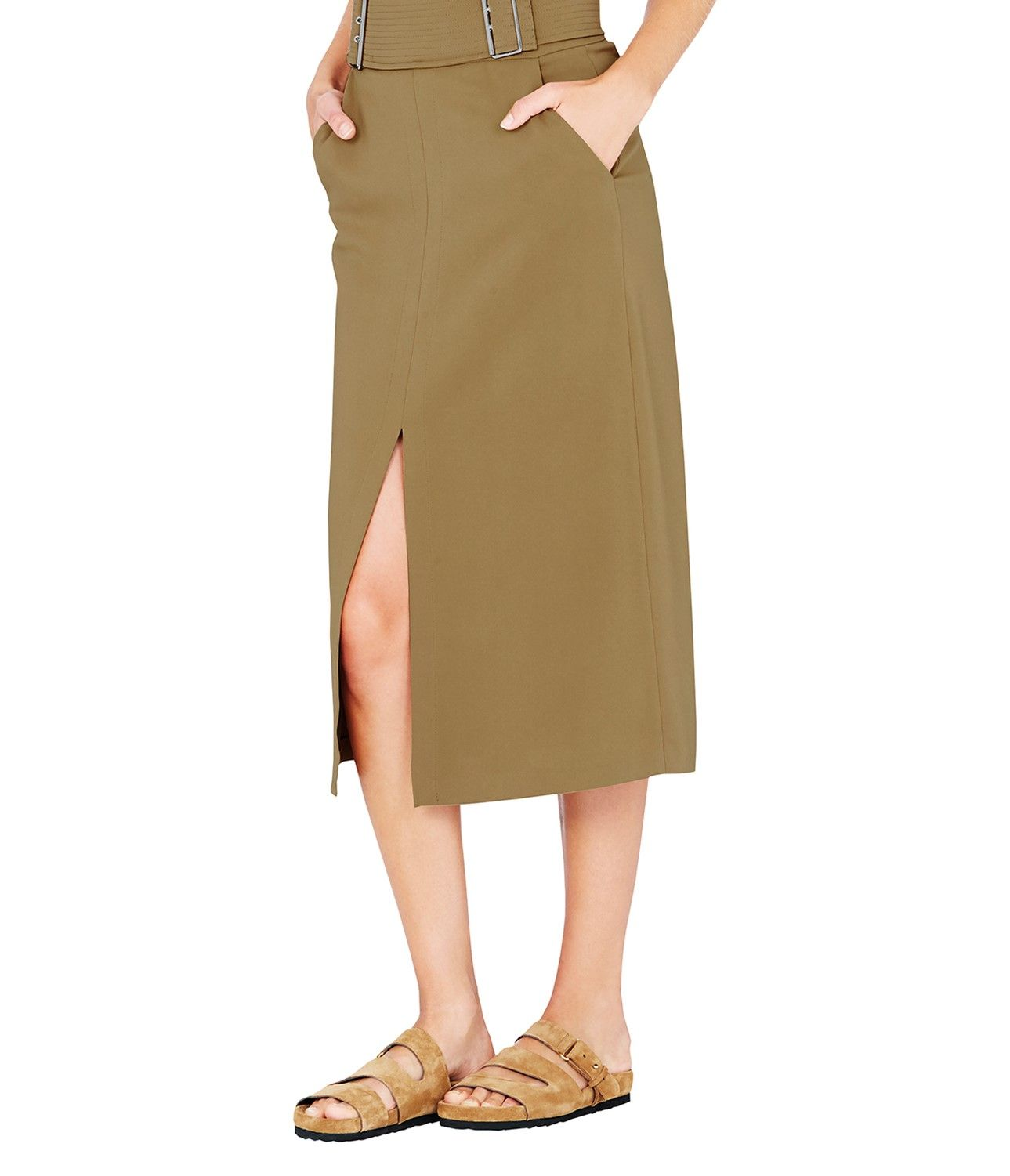 A.L.C Baker Skirt available at Mode Sportif