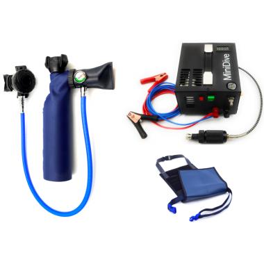 MiniDive Pro (0,5 L) + + Harness
