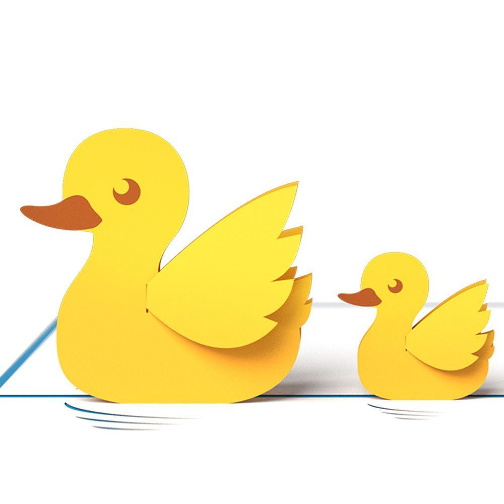 Ducklings | Babyshower and Baby cards