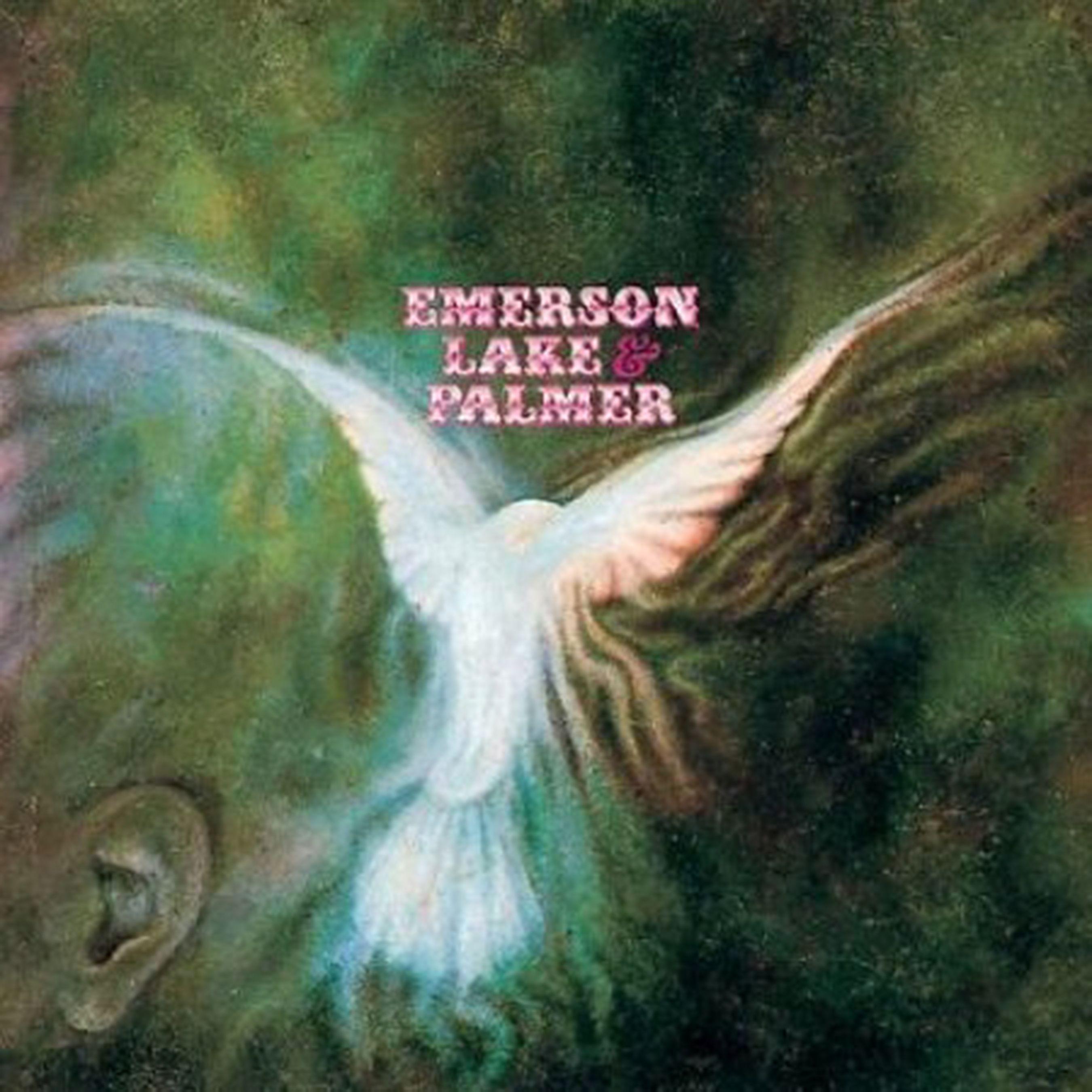 1970 S Historic Classic Rock Albums Emerson Lake Palmer January Classic Rock Albums Rock Album Covers Emerson Lake Palmer