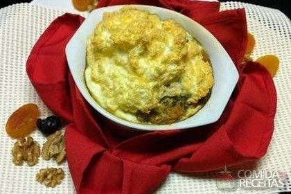 Receita de Souflê de queijo e espinafre em receitas de sufles, veja essa e outras receitas aqui!