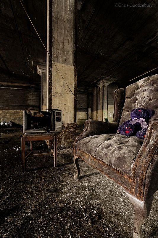 Abandoned But once Loved