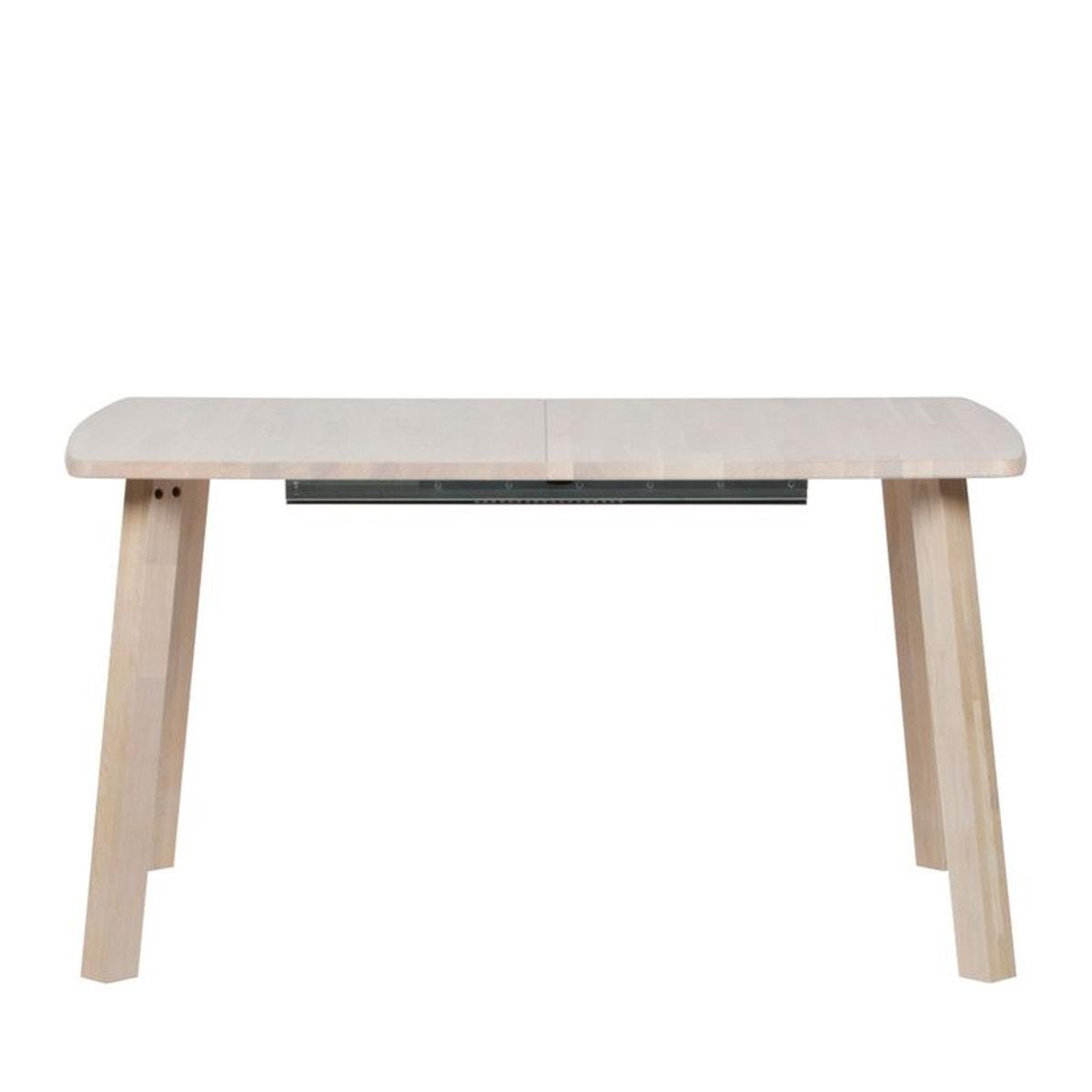 Lange Jan Table A Manger Extensible 140 220x85cm En Bois