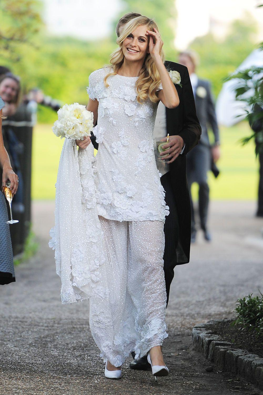 Die schönsten Brautkleider der Stars in 2020 | Kleid