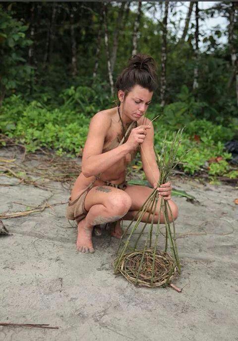 Laura Zerra - Naked In Afraid Na Naked, Filmi, TV oddaje-5947