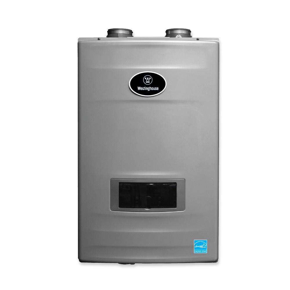 Westinghouse 8 2 Gpm High Efficiency Natural Gas Tankless Water Heater With Built In Recirculation And Pump