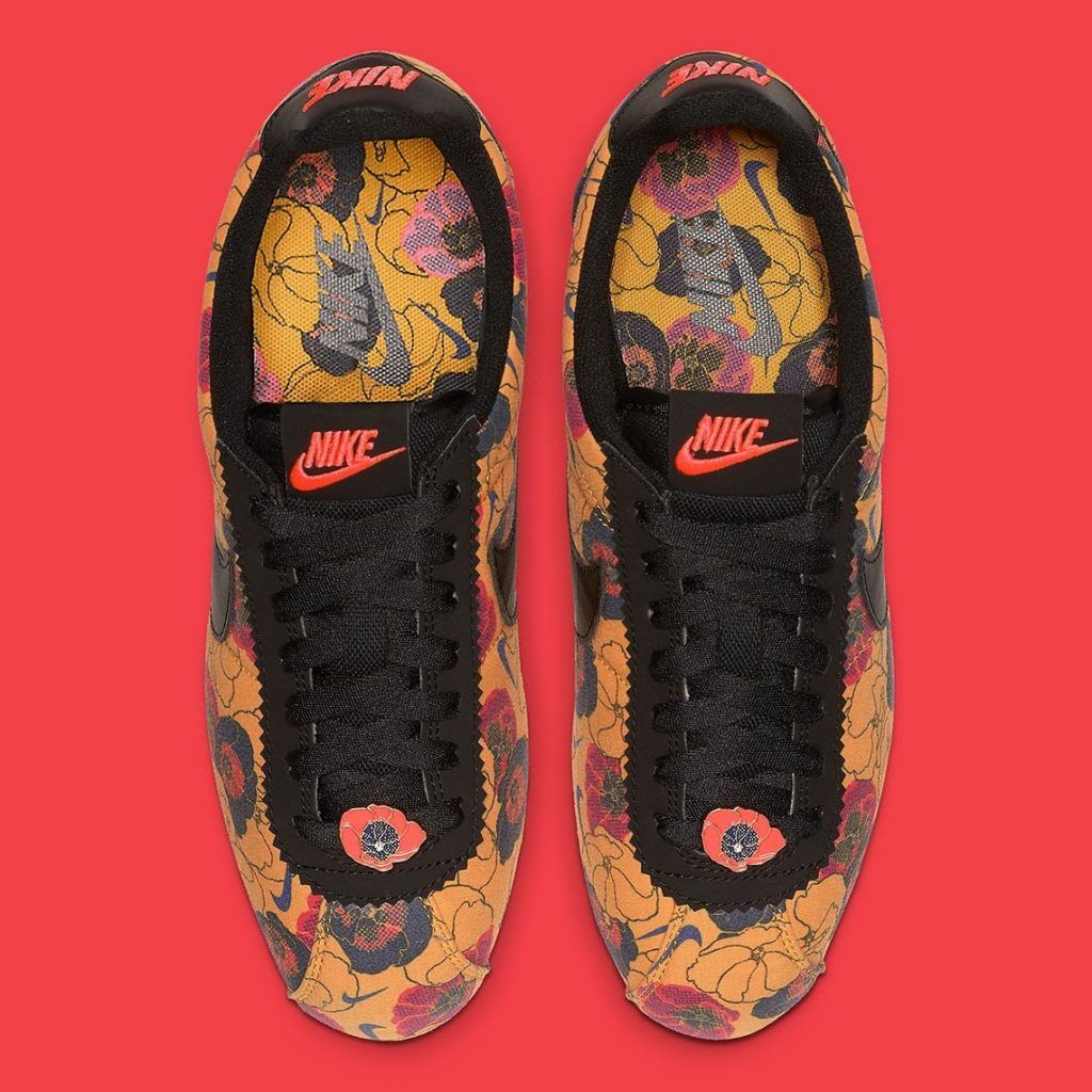 79ddb48953638 NIKE Cortez LX Floral Pack sneakers. | http://dopefashionsense.com ...