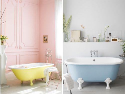 Inspirations pour salle de bains féminine | Salle de bains ...