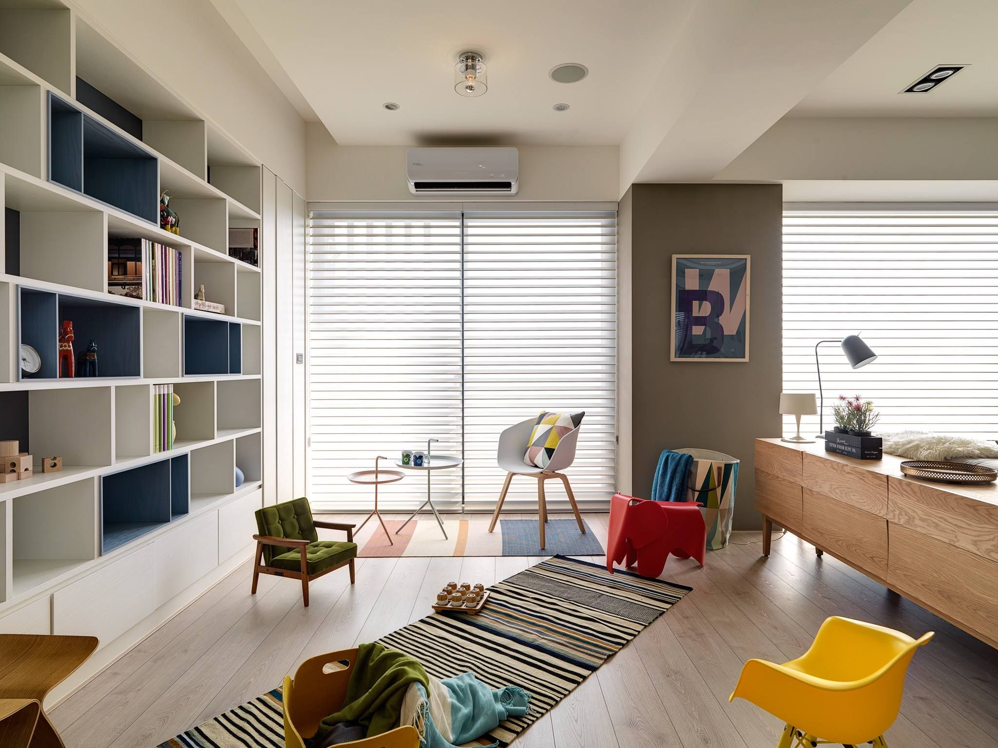 Nordic Decor Inspiration In Two Colorful Homes | Nordic design ...