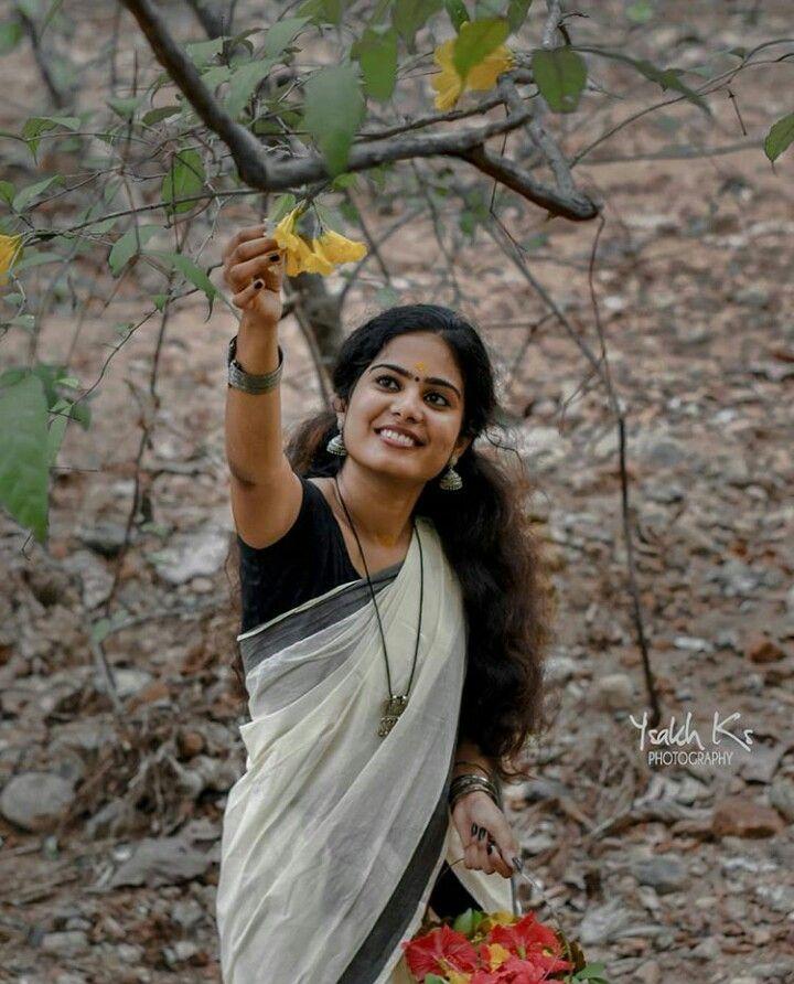 Pin By Nila On Dp Beautiful Saree Set Saree Kerala Saree Blouse