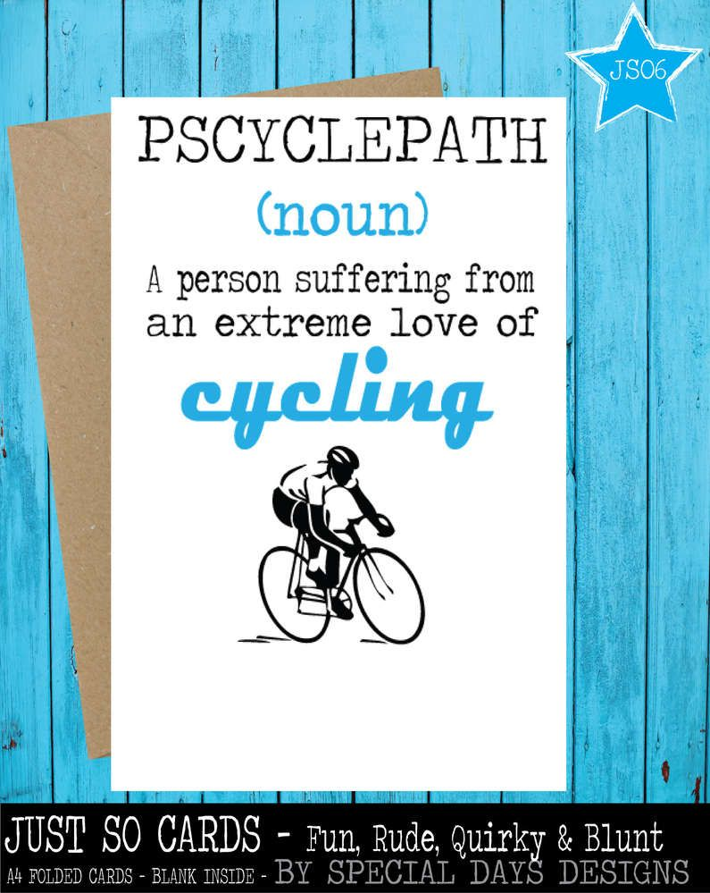 Funny male birthday cards google search cycling pinterest
