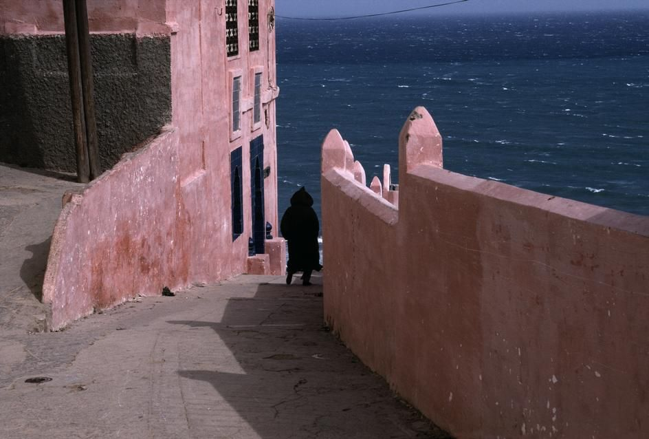 Bruno Barbey, Tangiers, Morocco, 1995
