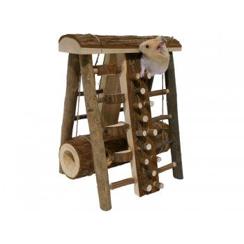 Rosewood Pet Products Boredom Breaker Activity Assault Course for Hamsters & Mice