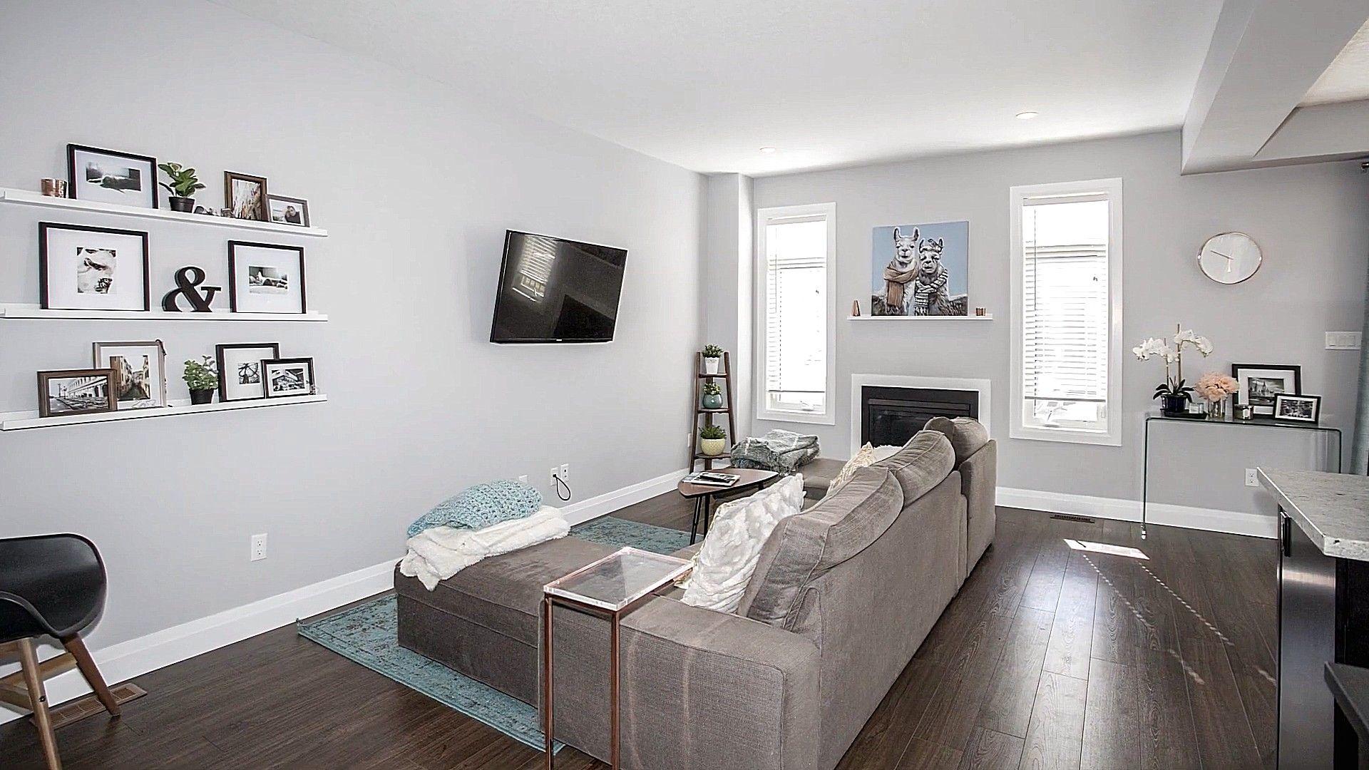 Zimmer Farbe Ideen Wohnzimmer Hellgrau