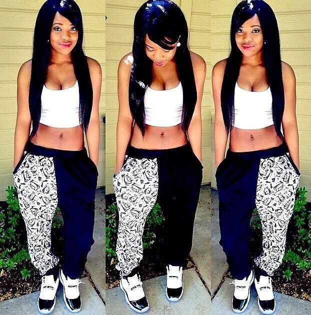 Hot mature black women
