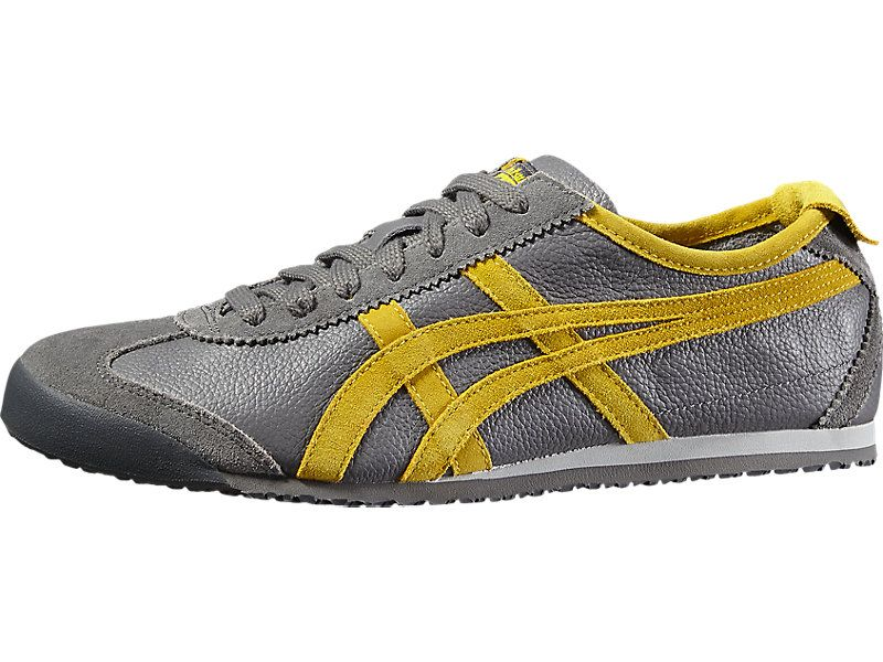 outlet store d80cd a03bc MEXICO 66 VIN Gray / Sulfur Onitsuka Tiger United Kingdom ...
