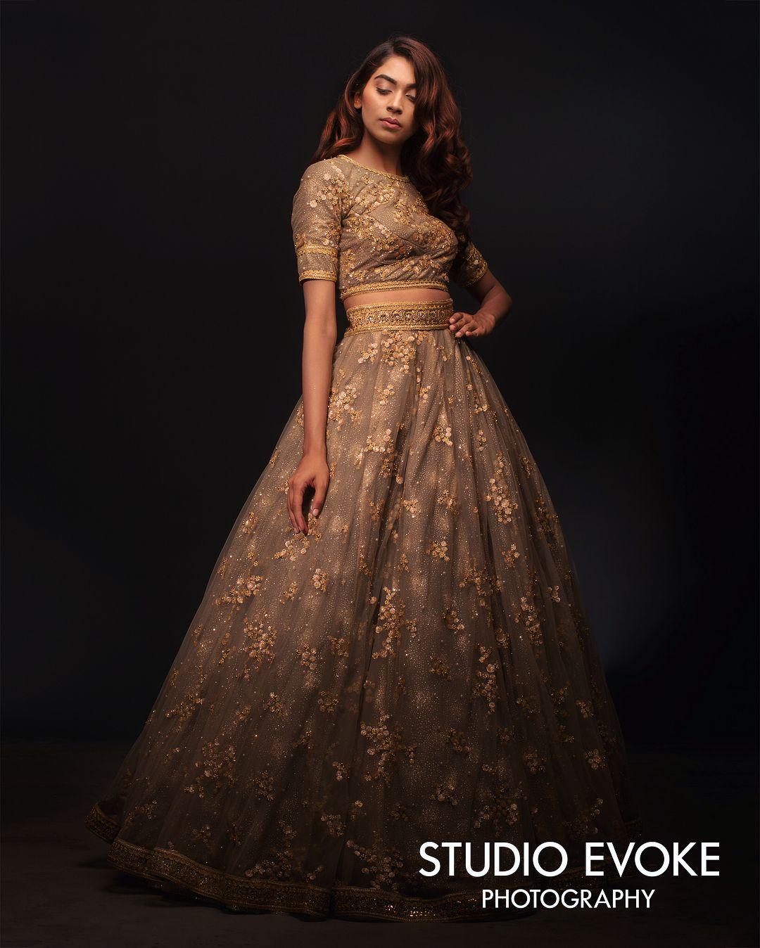 Beautiful Miss Nepal 2017 Chandak Nikita For Manishrai Manishraioccassionwear Photographer Sanjograi Studioevoke Indian Bridal Dresses Fashion
