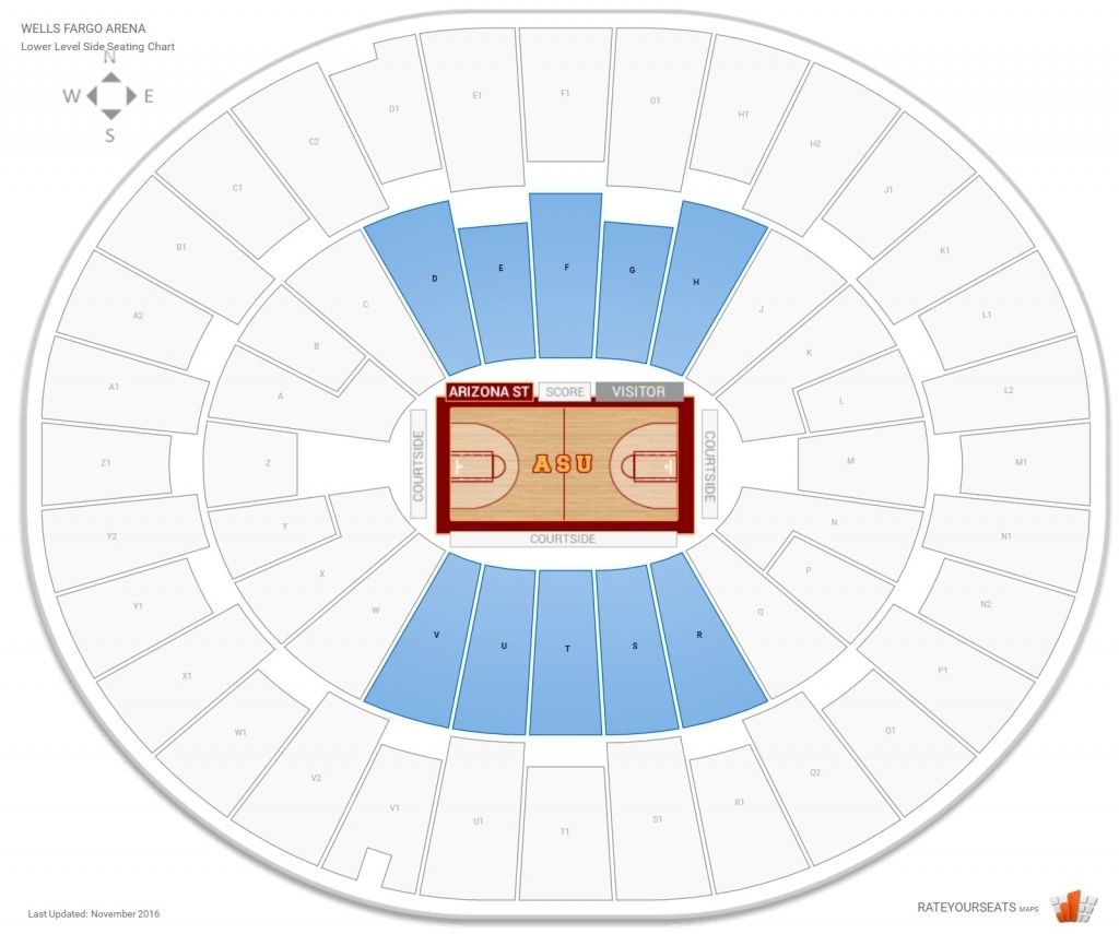 Arena Stage Seating Chart