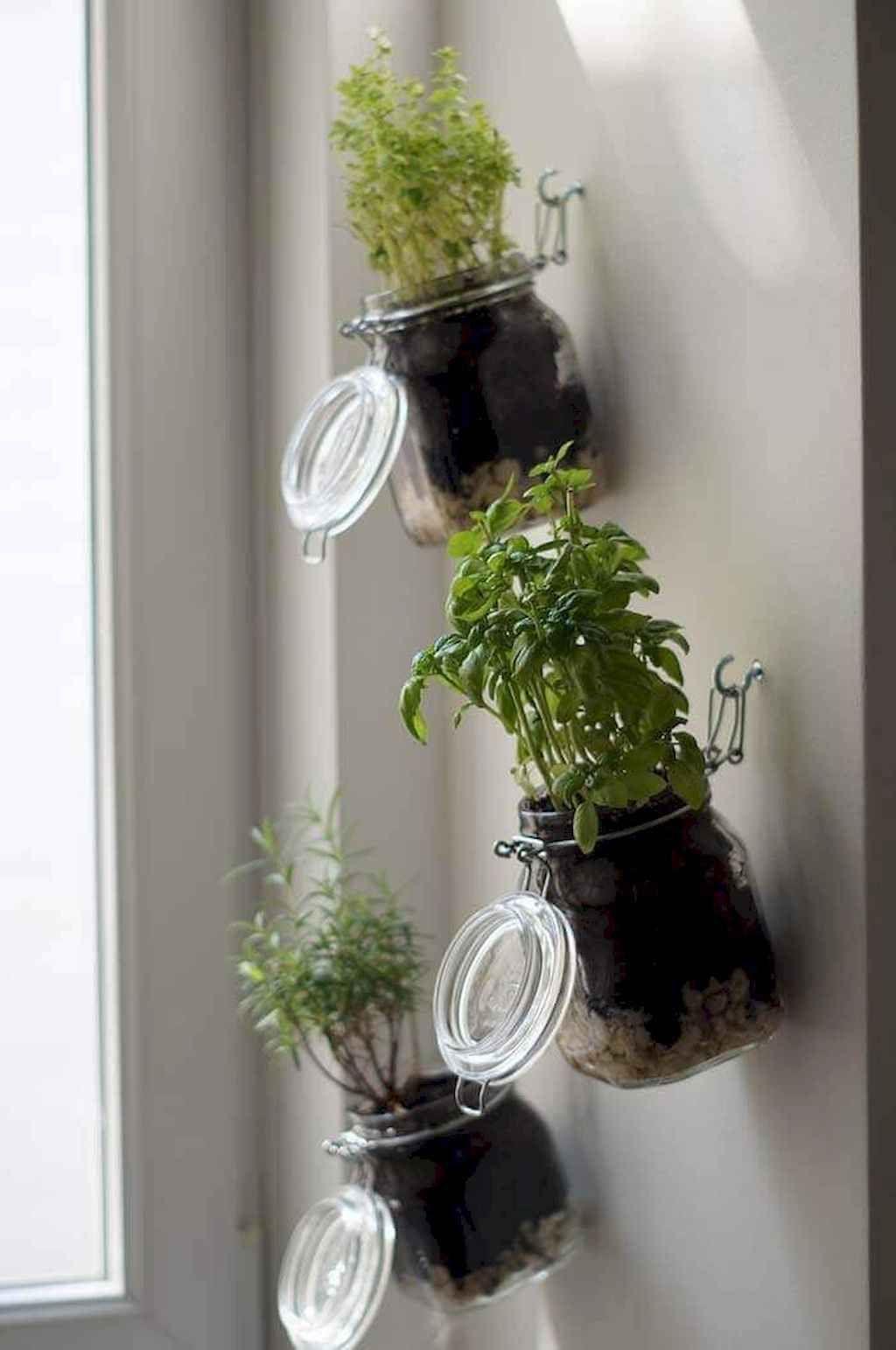 76 amazing diy vertical garden design ideas with images on indoor herb garden diy wall mason jars id=59689