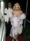 , Pop Stars Michael Jackson and Madonna Attending Event Premium Photographic Print, My Pop Star Kda Blog, My Pop Star Kda Blog