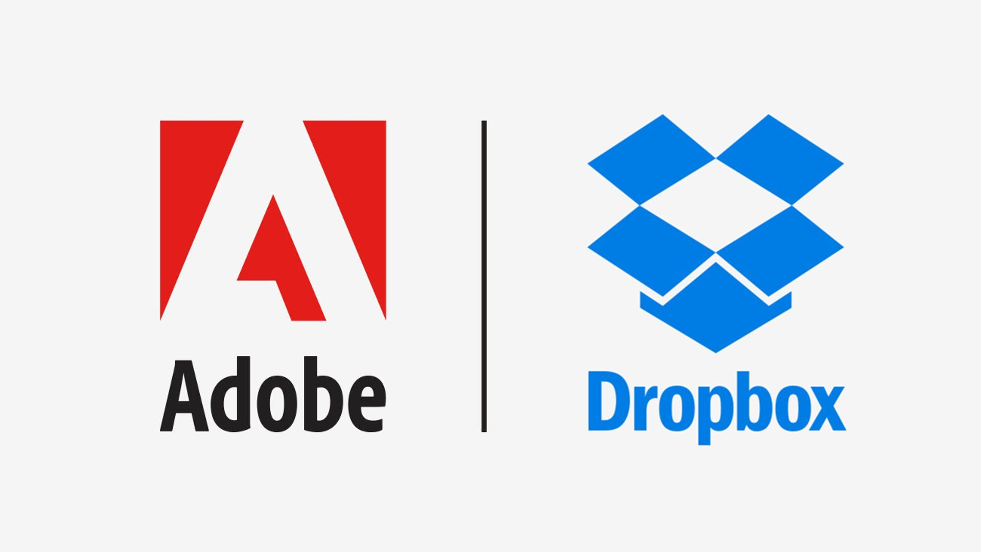 Dropbox has announced that it is partnering with Adobe to