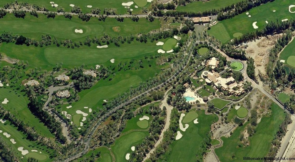 See Billionaire Larry Ellison's 249 Acre Private Golf Club