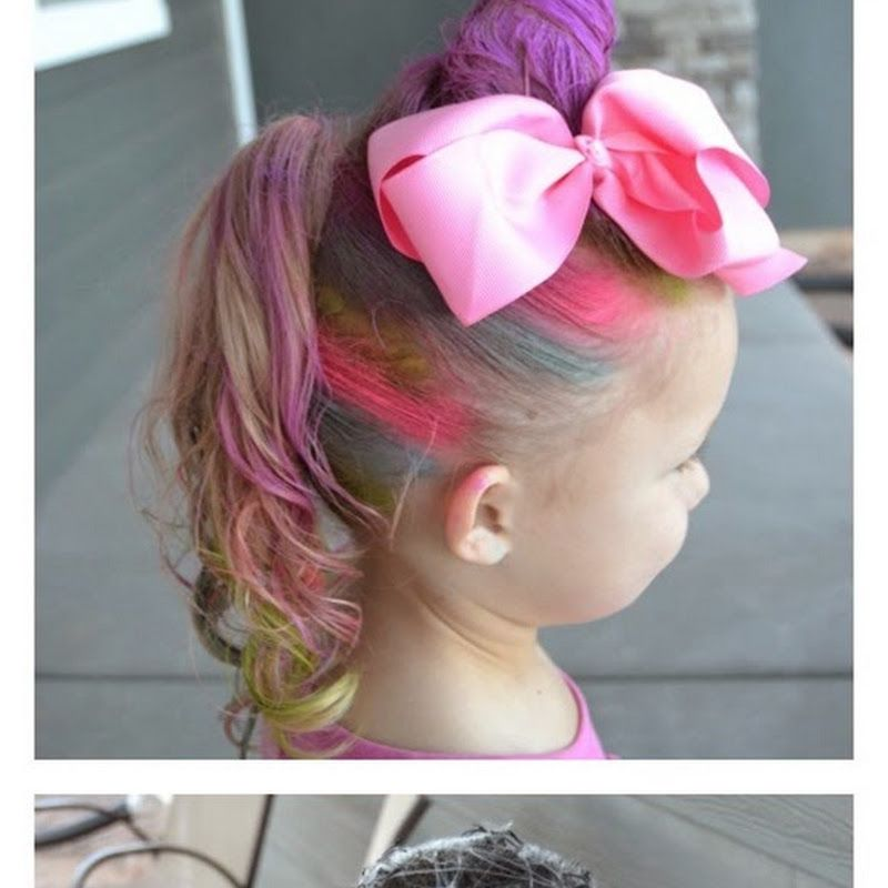 Cool Hairstyles 4 School : Crazy hair day ideas